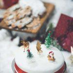 Christmas Food tasting